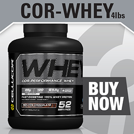 Cellucor Performance Whey 1.8KG