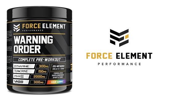 Force Element Performance: Warning Order