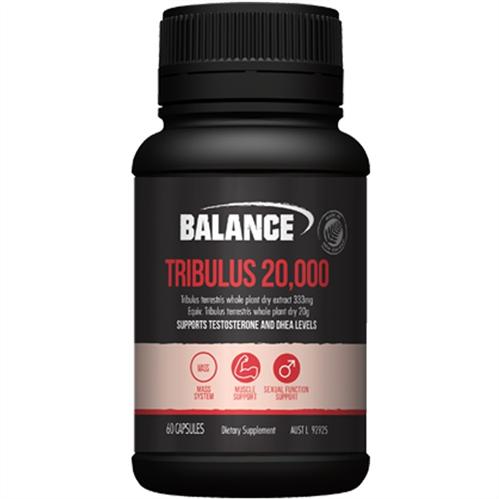Balance Tribulus 20,000   Sprint Fit NZ