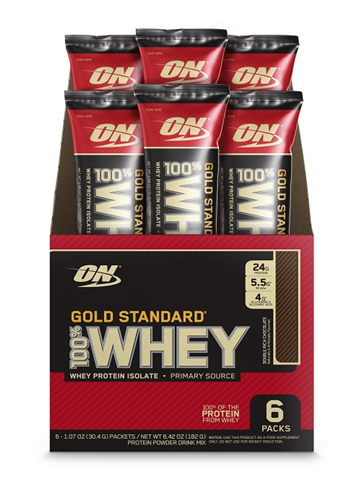ca5624796 Optimum Nutrition Gold Standard 100% Whey Stick Pack