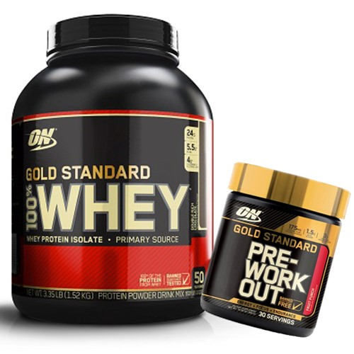 Image result for Optimum Nutrition: Gold Standard 100% Whey Preworkout