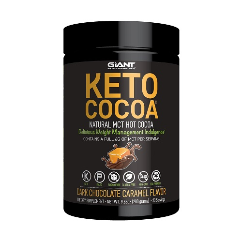 Giant Sports Keto Cocoa | Sprint Fit NZ