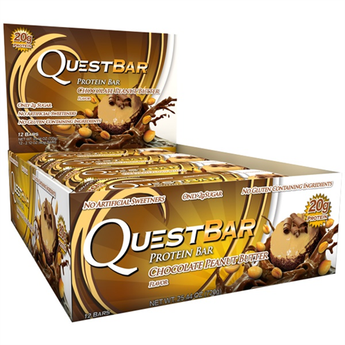 Quest Bars By Quest Nutrition Sprint Fit Nz