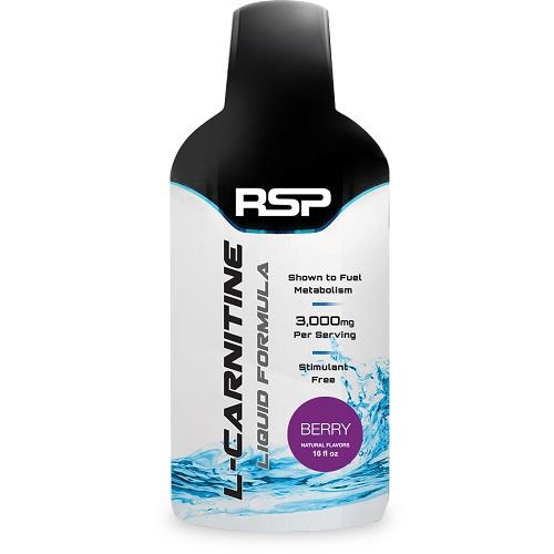 RSP Nutrition L-Carnitine Liquid