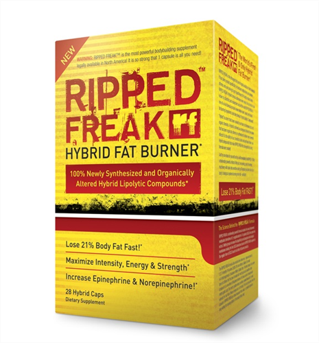 ripped freak hybrid fat burner nz nz