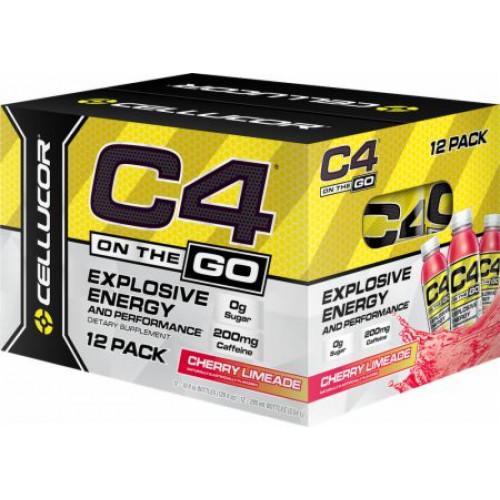 C4 On The Go >> Cellucor C4 On The Go Rtd
