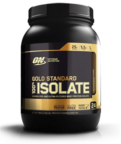 0731c38ef Optimum Nutrition Gold Standard 100% Whey Isolate