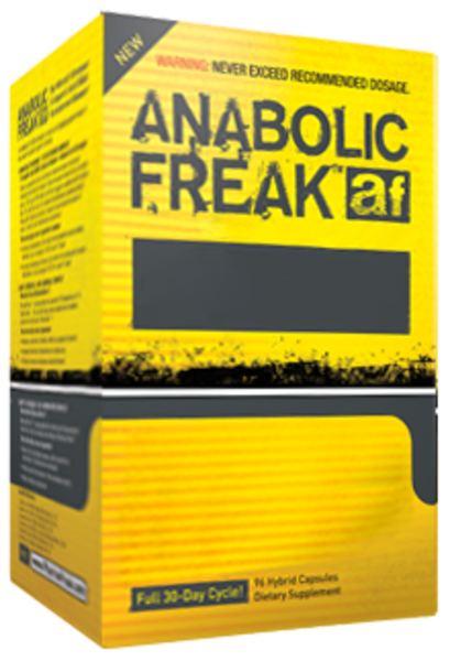 pharmafreak anabolic freak with d-aspartic acid