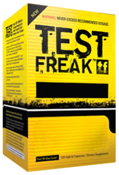 Pharmafreak Test Freak   Sprint Fit