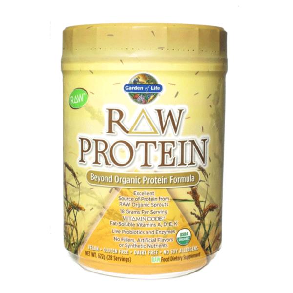 Garden of Life Raw Protein Sprint Fit NZ
