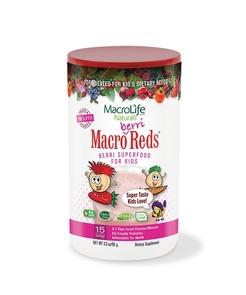 MACROLIFE NATURALS JR MACRO BERRI REDS