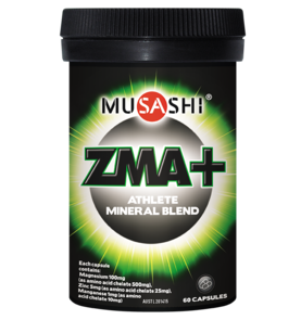 MUSASHI ZMA