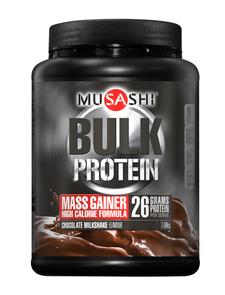 MUSASHI BULK MASS GAIN