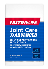 NUTRA-LIFE JOINT CARE ADVANCED ONE-A-DAY
