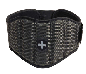 HARBINGER 7.5 FIRM FIT CONTOURED LIFTING BELT