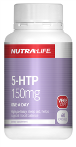 NUTRA-LIFE 5-HTP 150MG ONE-A-DAY