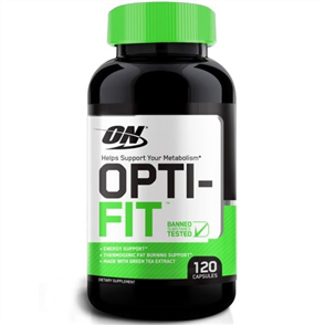 OPTIMUM NUTRITION OPTI-FIT FAT BURNER