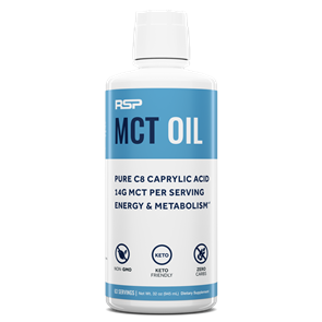 RSP NUTRITION MCT OIL