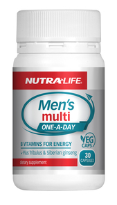 NUTRA-LIFE MENS DAILY MULTI