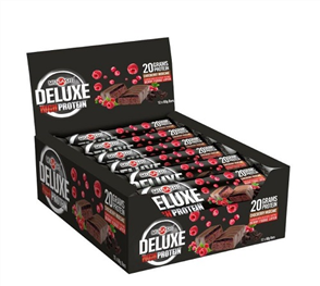 MUSASHI DELUXE HIGH PROTEIN BARS