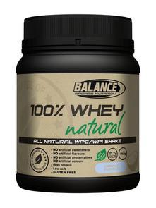 BALANCE 100% WHEY NATURAL
