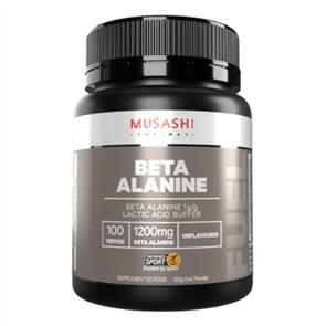 MUSASHI BETA-ALANINE