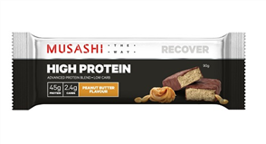 MUSASHI P45 HIGH PROTEIN SINGLE BAR