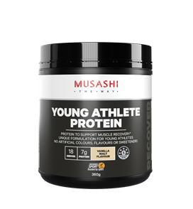 MUSASHI YOUNG ATHLETE PROTEIN