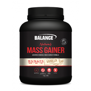 BALANCE MASS GAINER PROTEIN NEW FORMULA
