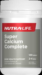 NUTRA-LIFE SUPER CALCIUM