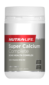 NUTRA-LIFE SUPER CALCIUM GOLD