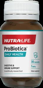 NUTRA-LIFE PROBIOTICA DAILY