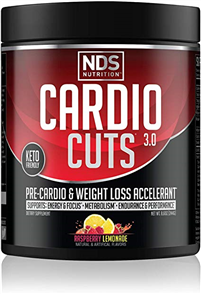NDS NUTRITION CARDIO CUTS