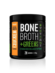 GIANT SPORTS BONE BROTH + GREENS