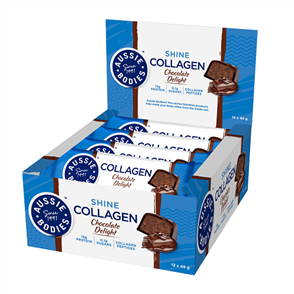 AUSSIE BODIES COLLAGEN BARS NEW