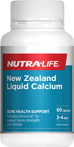 NUTRA-LIFE LIQUID CALCIUM PLUS