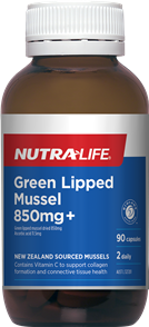 NUTRA-LIFE NEW ZEALAND GREEN LIPPED MUSSEL 5600
