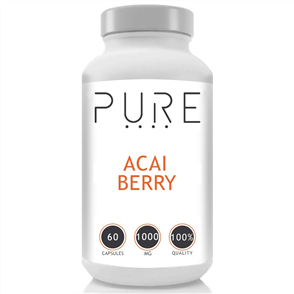 BODYBUILDING WAREHOUSE PURE ACAI BERRY