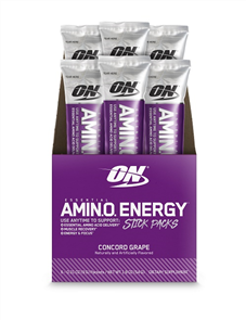 OPTIMUM NUTRITION ESSENTIAL AMINO ENERGY STICK PACK