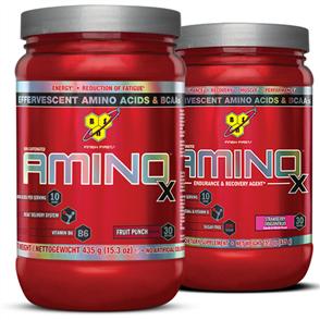 BSN AMINO-X DOUBLE COMBO