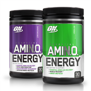 OPTIMUM NUTRITION AMINO ENERGY DOUBLE COMBO