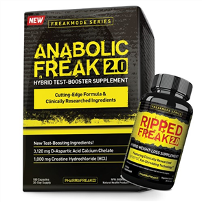 PHARMAFREAK ANABOLIC FREAK 2.0
