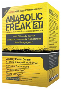 PHARMAFREAK ANABOLIC FREAK
