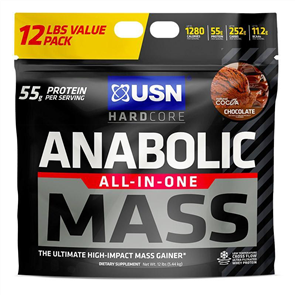 USN NUTRITION ANABOLIC MASS