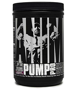 UNIVERSAL NUTRITION ANIMAL PUMP PRO POWDER