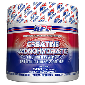 APS NUTRITION CREATINE MONOHYDRATE