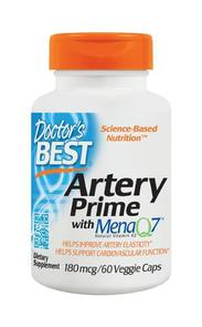 DOCTORS BEST ARTERY PRIME WITH MENA Q7