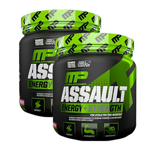 MUSCLEPHARM ASSAULT DOUBLE COMBO