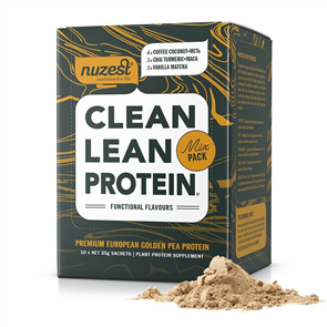 NUZEST FUNCTIONALS MIXED BOX