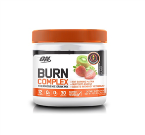 OPTIMUM NUTRITION BURN COMPLEX NON STIM